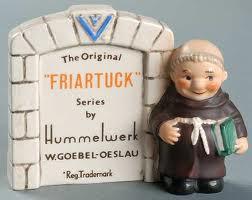 hummel-friar-tuck-plaque