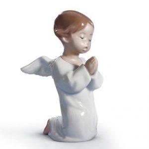 lladro-angel-praying-4538