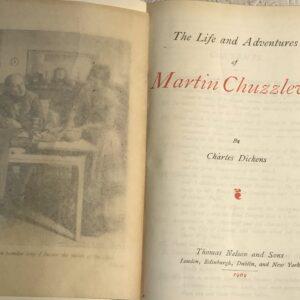 The Adventures of Martin Chuzzlewit Volume V