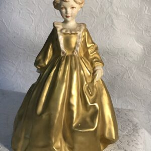 Grandmothers Dress (Gold) RW3081