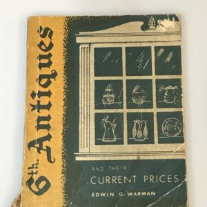 6th antiques their current prices warman