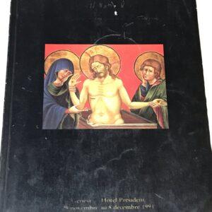 Auction Catalogue: Exceptionnelle Vente Aux Encheres, Hotel President Geneve, Nov. 1991