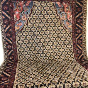Persian Serab wool all over floral carpet