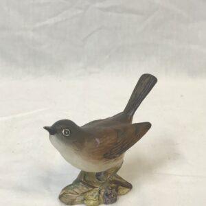 Beswick Bird Figurine White Throat 2106