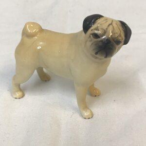 Beswick Dog Figurine Pug 1998