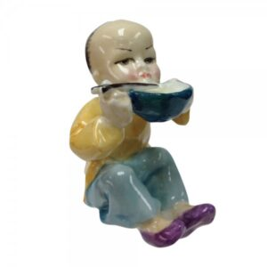 Royal Worcester Figure China 3073